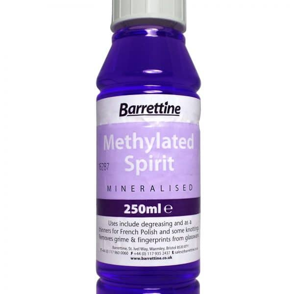 Barrettine Methylated Spirit 250ml